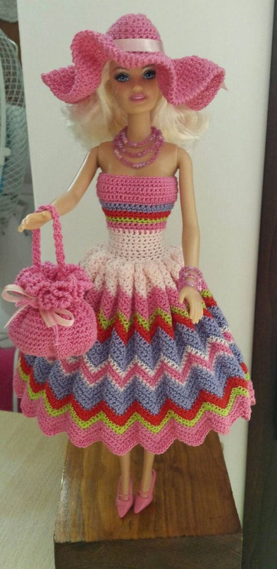 Hey, I found this really awesome Etsy listing at https://www.etsy.com/listing/246414979/beautiful-dress-for-barbie