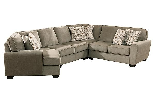 The Patola Park Patina Sectional From Ashley Furniture Homestore With A Stylish