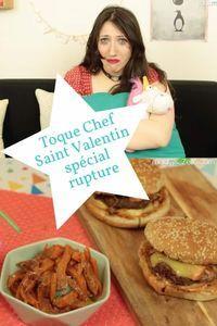 Recettes de Saint-Valentin en vidéo si tu viens de te faire larguer ou que t'as le seum d'être célibataire, un Toque Chef full comfort food !