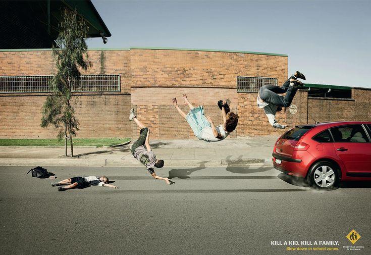 Pedestrian Council of Australia: Family, 1