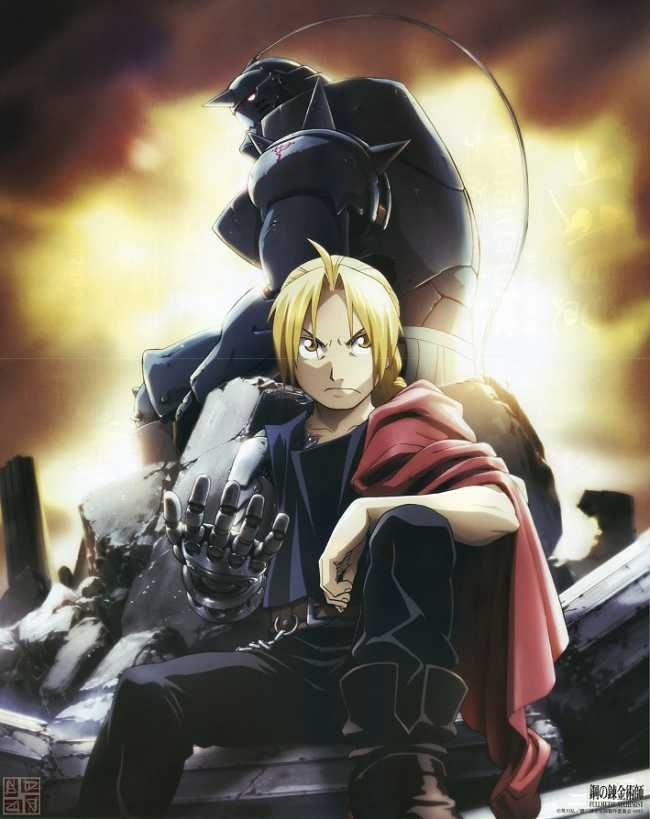 Full Metal Alchemist termine en beauté ! - Eklecty-City