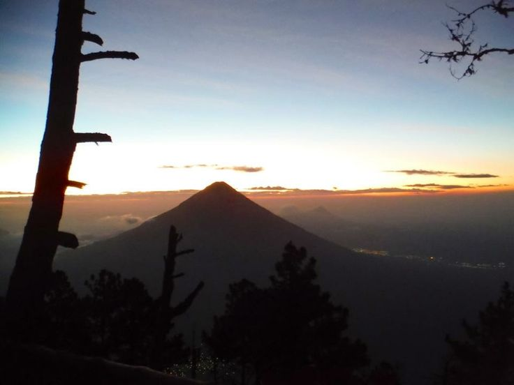 Acatenango Overnight Hike - Most Breathtaking View in Central America - Guatemala