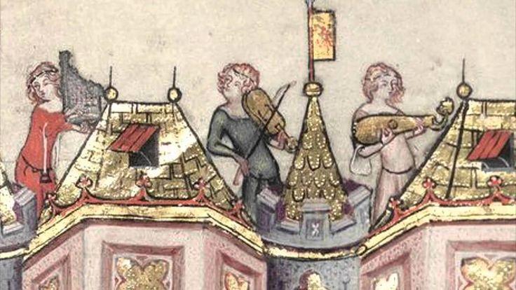 """English Dance """"13th century"""" Llegada al mercado de Oxford Danza inglesa. Siglo XIII  Intérpretes/Performers: Artefactum"""