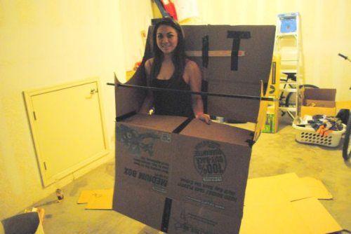 DIY-roller-coaster-costume-2                                                                                                                                                                                 More