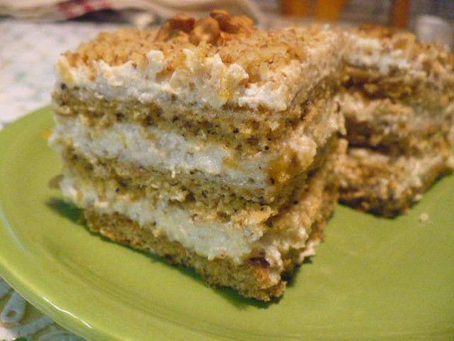 Egy finom Diós-mézes krémes ebédre vagy vacsorára? Diós-mézes krémes Receptek a Mindmegette.hu Recept gyűjteményében!