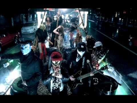 Hollywood Undead - Hear Me Now: http://site.hollywoodundead.com/