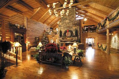 Dancing Bear Lodge- Townsend Tennessee. the south