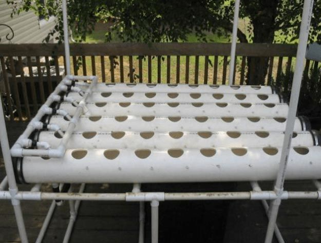 Homemade Hydroponic System   Hydroponic Systems Round Up
