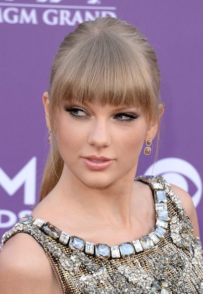 Taylor Swift Photos: 48th Annual Academy Of Country Music Awards - Arrivals