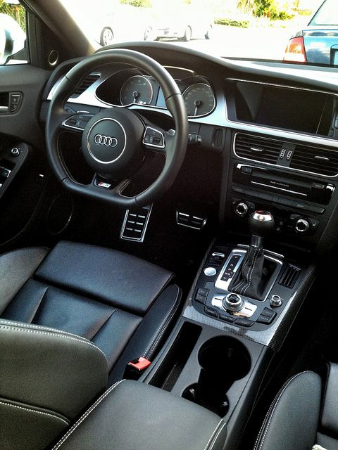 2013 Interior #Audi #S4 #SantaMonicaAudi     www.SantaMonicaAudi.com/all-inventory/index.htm?search=s4