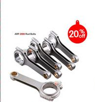 Merry Christmas - High Performance Nissan RB26 RB25DET RB26DET R32 R33 R34 GTR 121.5mm H-Beam Connecting Rods Sale 20%off