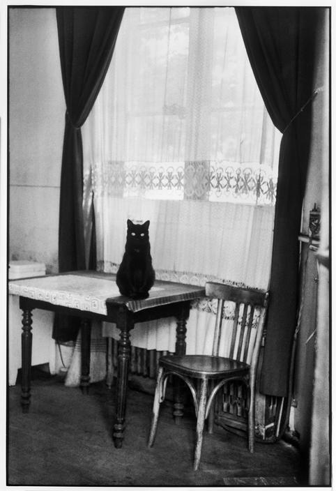 Henri Cartier-Bresson // Paris. 1964.