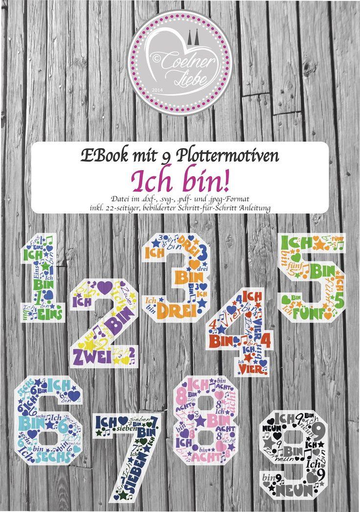 """CoelnerLiebe: EBook """"Ich bin!"""" - Geburtstagszahlen"""