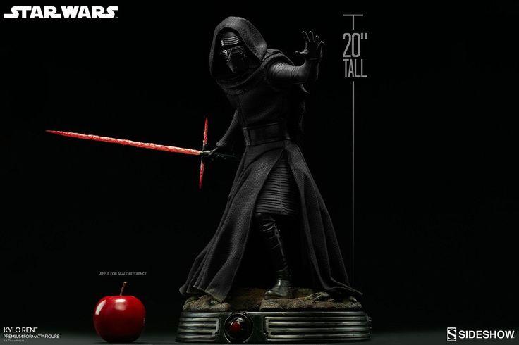Sideshow Star Wars Episode VII The Force Awakens Kylo Ren Premium Format Figure