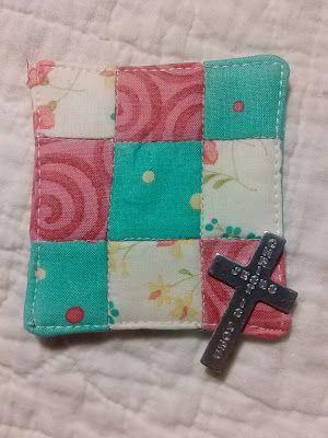 Pocket Prayer Quilt