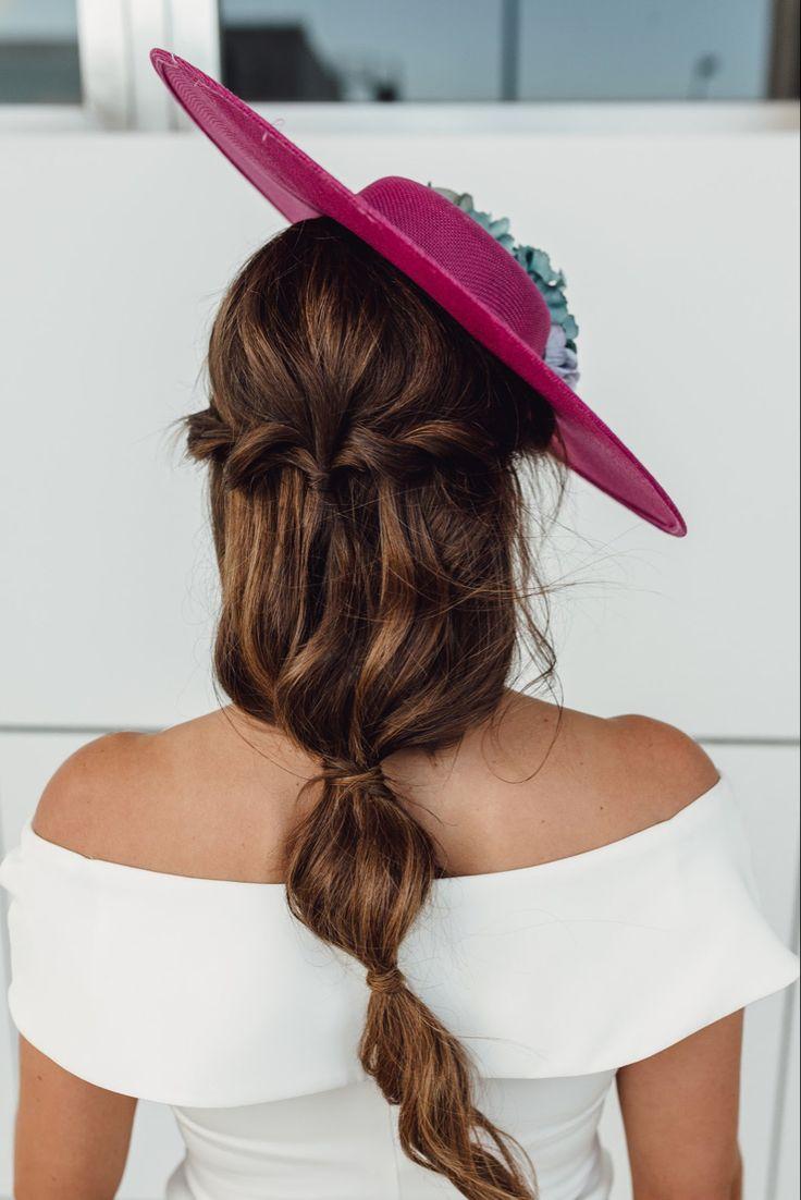 Exquisito peinados boda 2021 invitadas Fotos de tutoriales de color de pelo - Peinado para invitada. Bodas 2021   Peinados, Peinados de ...