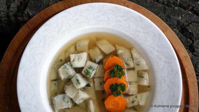 Kostka grysikowa do zupy