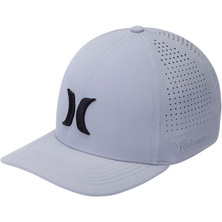 Hurley Men's Phantom Vapor 3.0 Hat, Size: L/XL, Gray