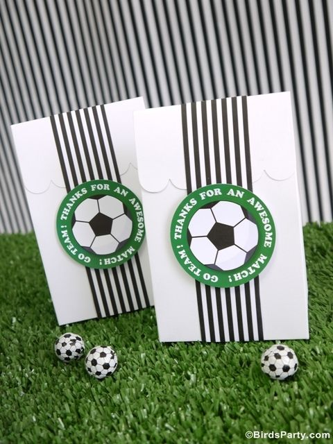 Soccer/Football/Fútbol Birthday Party Ideas | Photo 16 of 16 | Catch My Party