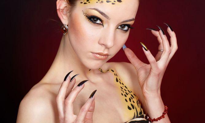 Trucos de Maquillaje de Fantasía - Para Más Información Ingresa en: http://maquillajedefantasia.com/trucos-de-maquillaje-de-fantasia/
