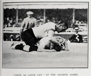 The Martial Chronicles: The Forgotten Olympic History of Catch-As-Catch-CanWrestling
