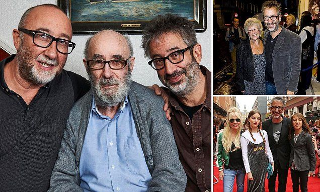 David Baddiel opens up about his father's dementia ordeal