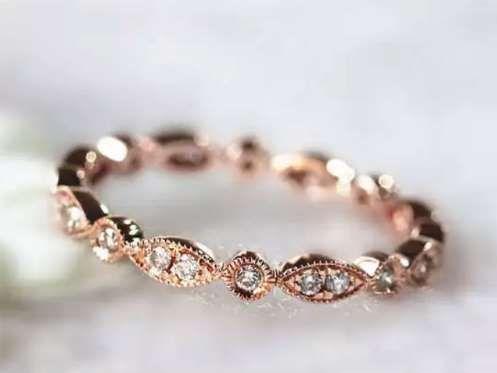 really cute simple rings