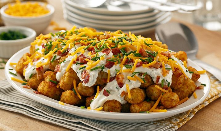 Food-Celebrations - Loaded Totchos - Walmart.com