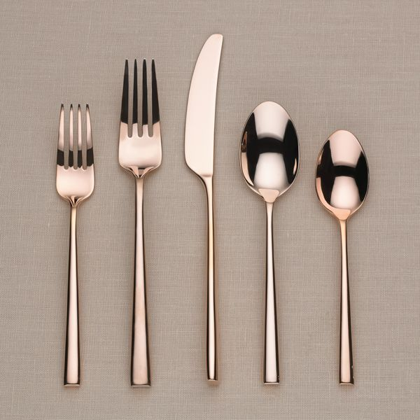 25 best ideas about gold flatware on pinterest modern wedding present cutlery rustic. Black Bedroom Furniture Sets. Home Design Ideas