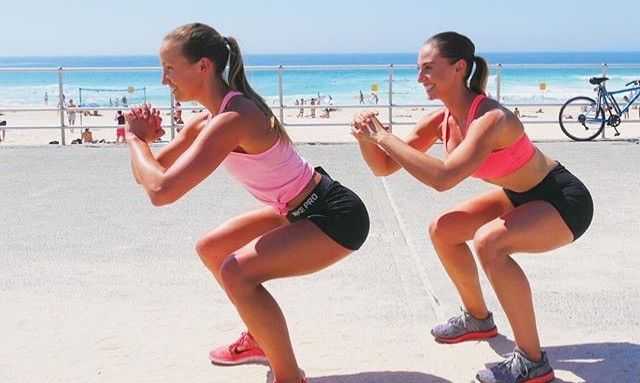 Getting motivated is the hardest part, but the good news is that once you start, it takes as little as 10 minutes to start feeling those 'happy hormones' or feel good endorphins kick in. Motivational Tip: Once you have started it takes only 10 days to develop the habit of exercise. In fact, after one