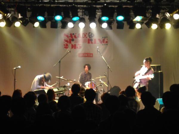 「SAKAE SP-RING」有難うございました!  来月、7/3名古屋は、CLUB UPSETで、演奏時間長めのツーマンライブです。 お楽しみに!  #サカスプ