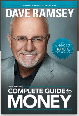 Free ebook: Dave Ramsey's Complete Guide to Money - Money Saving Mom®