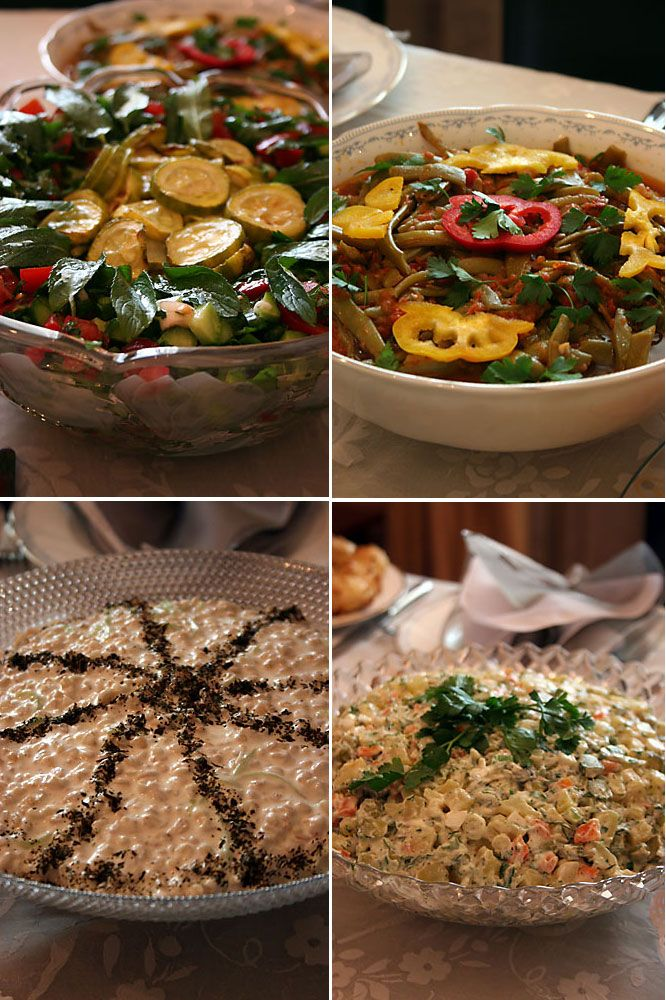 Beautiful Turkish Food I love this website