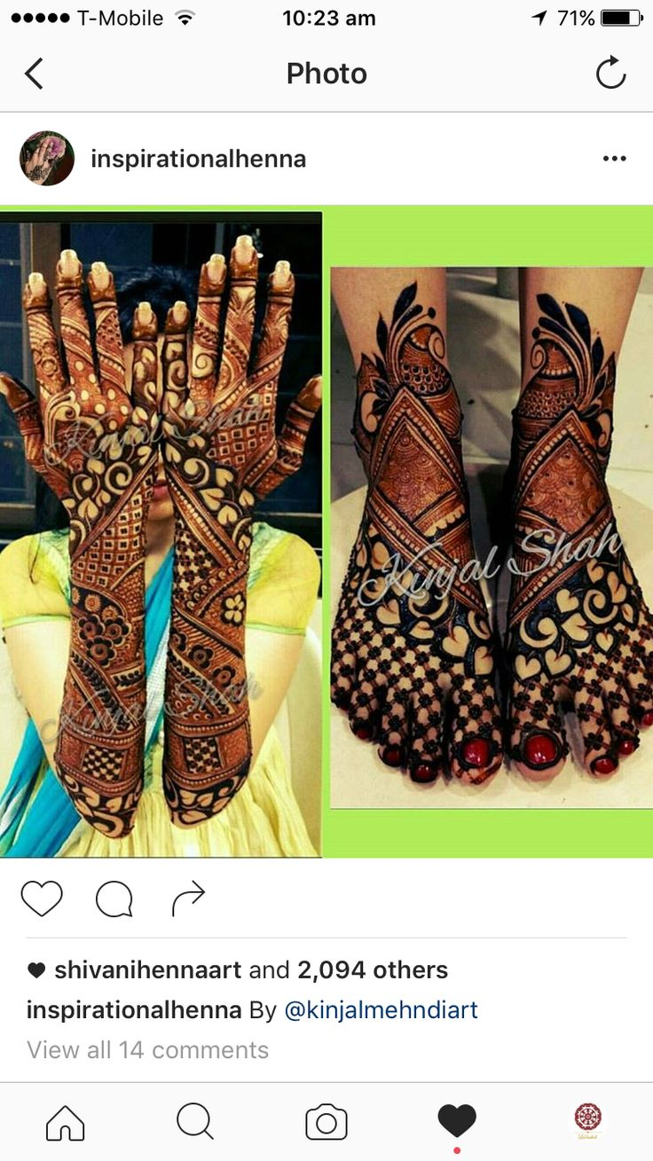 1000 Ideas About Latest Bridal Mehndi Designs On Pinterest