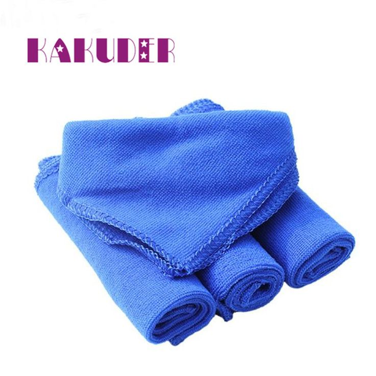 Cleaning Towel 30*30cm Soft Microfiber  Car Auto Wash Dry Clean Polish Cloth quality cleaning new 17 augu8