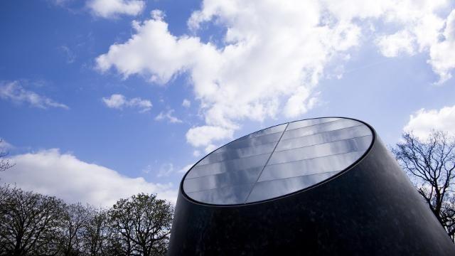 Peter Harrison Planetarium - Space experience