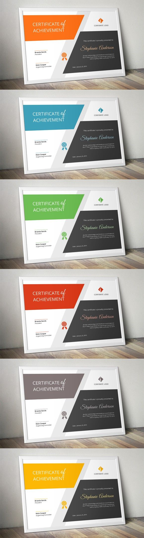 57 best certificates images on Pinterest | Certificate templates ...
