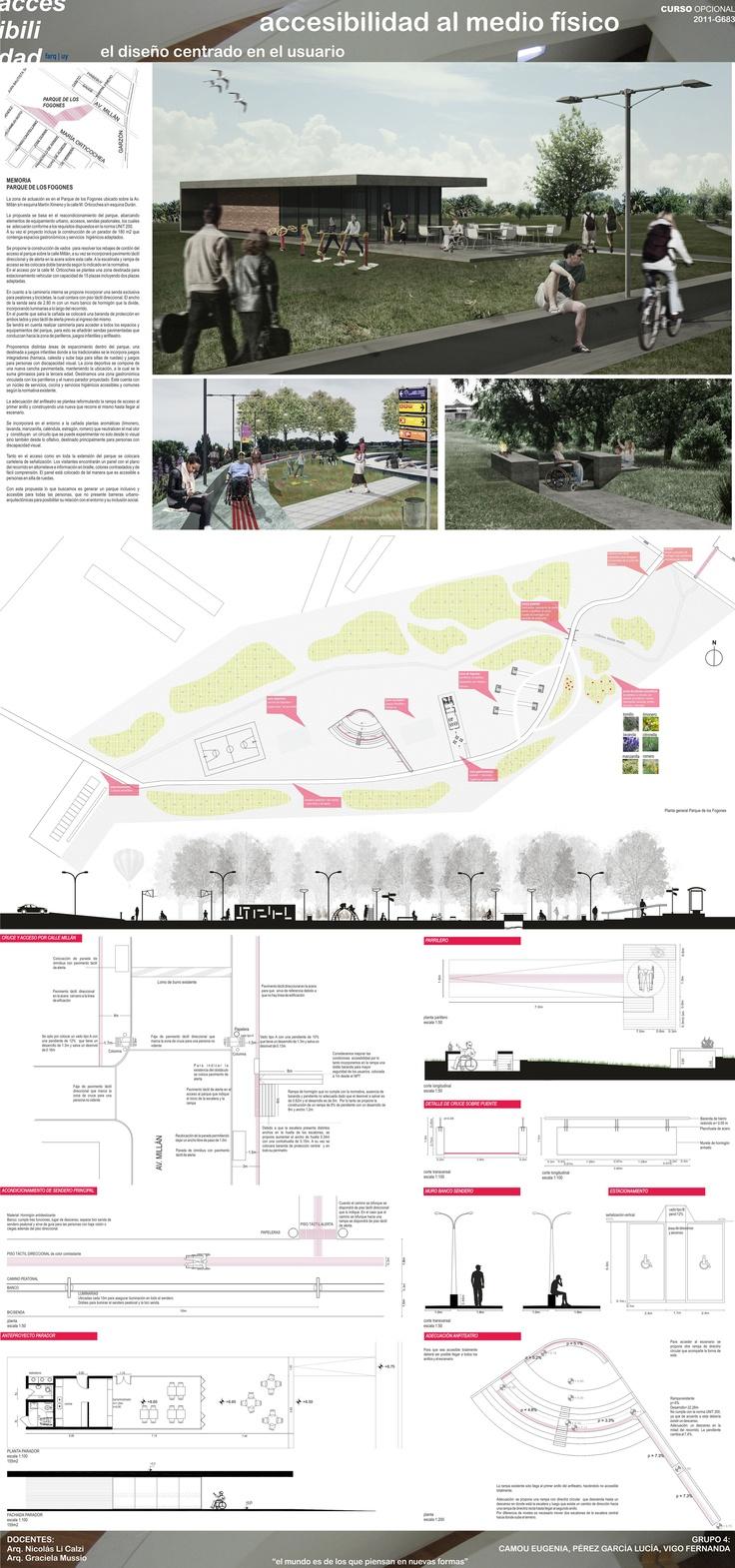Grupo 4 | Parque de los Fogones | Montevideo - Municipio G