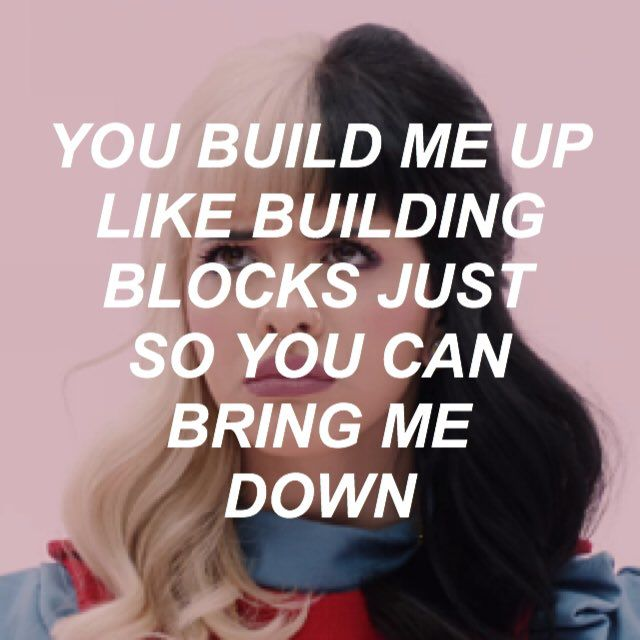 pιnтereѕт // conғυѕedтυмвlr ☾  ;   Pinterest // notyohoney   ;    alphabet boy // melanie martinez