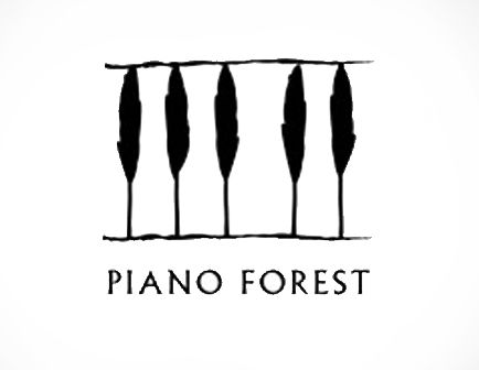 Logo PIANO FOREST