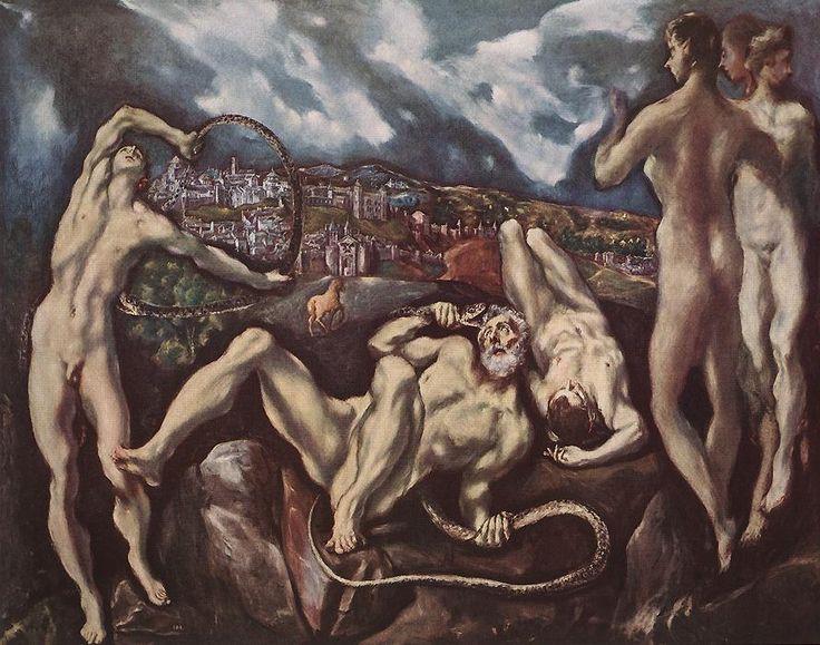 Λαοκόων (1610)