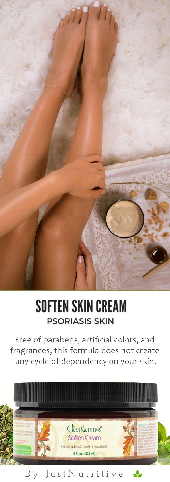 Psoriasis Soften Cream / Psoriasis Cream