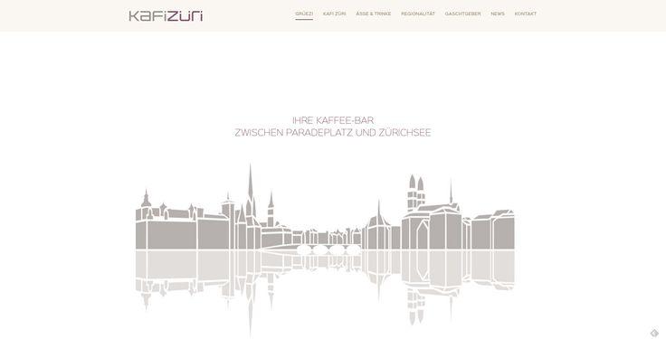 Erstellung Website Kafi Züri mit TYPO3 7.6 und responsivem Design. In Zusammenarbeit mit Mediasuite https://www.cytracon.com/projekt-galerie/detail/news/News/detail/erstellung-kafi-zueri/