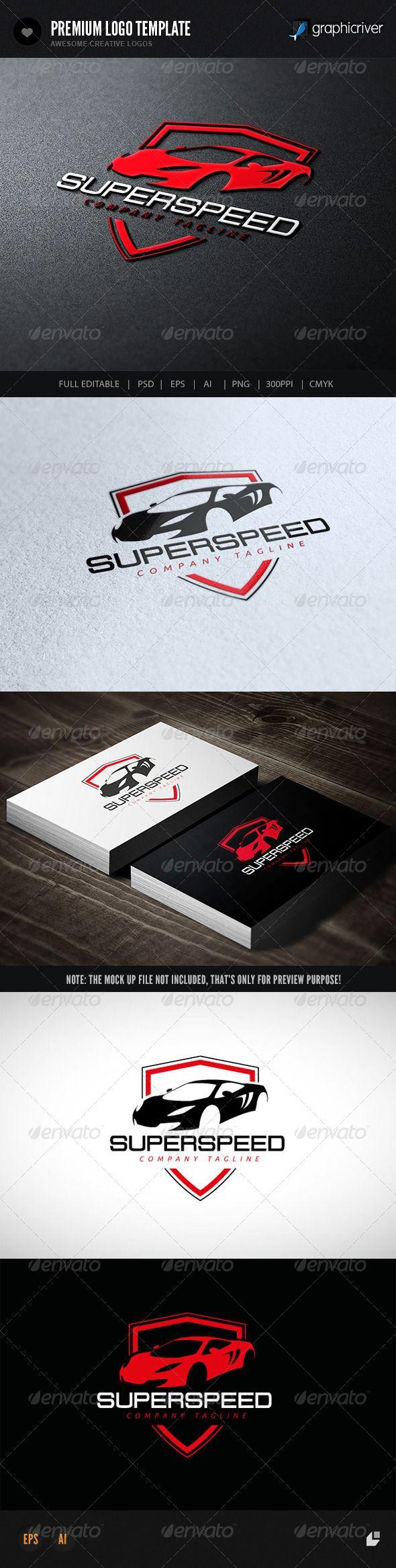 Super Speed - Crests Logo Templates https://graphicriver.net/item/super-speed/7581474?ref=Tafasile