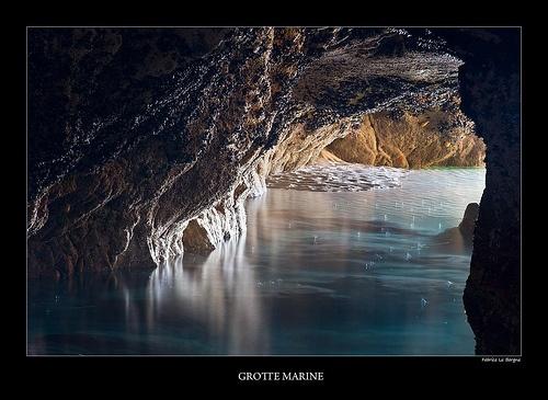 Grotte Marine Morgat #Bretagne
