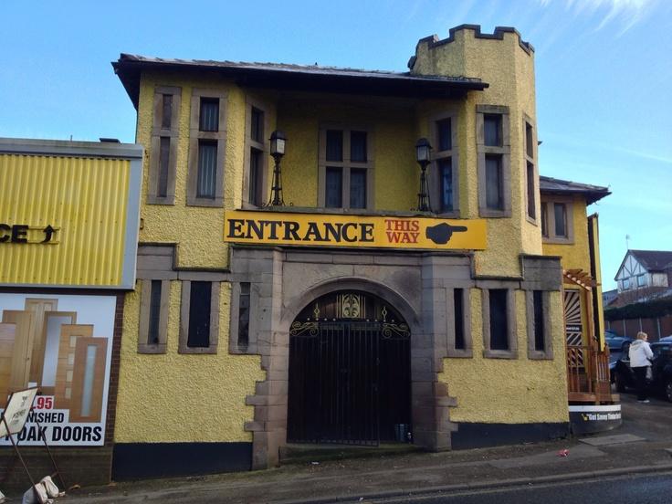 Old Savoy Theatre Ashton Preston UK & 129 best Preston Lancashire England images on Pinterest | Preston ...