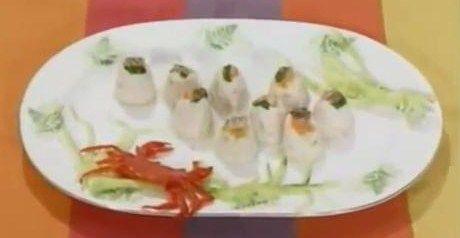 DIY 徽菜 (86) 蟹黄虾盅  http://easydiy365.com/?p=9230