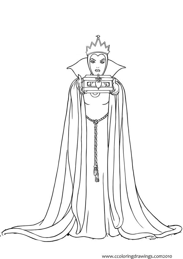 img1ds87.jpg (595×842) | Snow white coloring pages