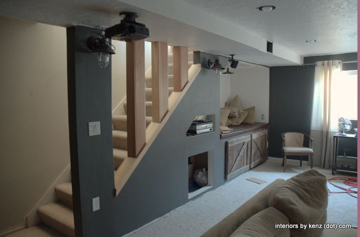 Staircase Wall Ideas