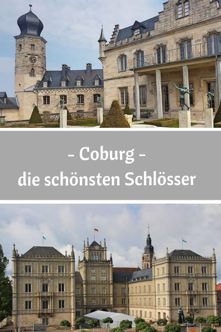 Queen Victoria Und Prinz Albert In Coburg Schlosser In Coburg Coburg Traumreiseziele Reisen